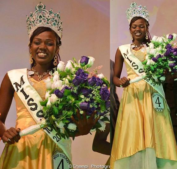 Miss Mundo Chade - Sylviane Leloum