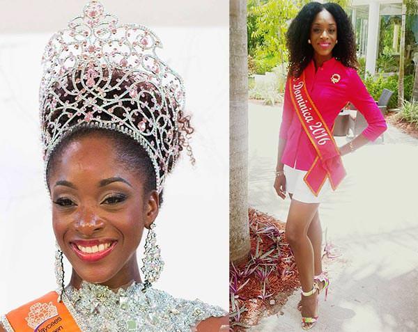 Miss Mundo Dominica - Tasia TasiBoo Floissac