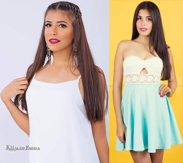 Miss Mundo Egito - Nadeen Osama El Sayed
