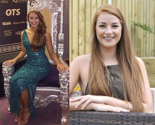 Miss Mundo Escócia - Lucy Kerr