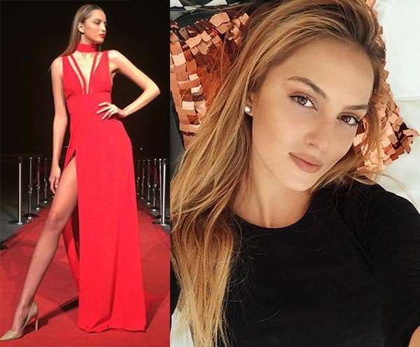 Miss Mundo Eslováquia - Kristína Cincurová