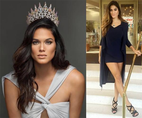 Miss Mundo Estados Unidos - Audra Mari