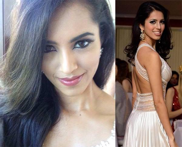 Miss Mundo Fiji - Pooja Priyanka