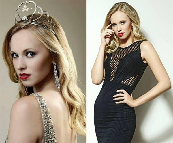Miss Mundo Finlândia - Heta Sallinen