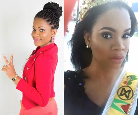 Miss Mundo Guiana - Nuriyyih Gerrard