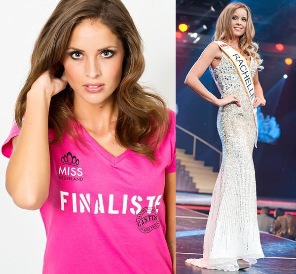 Miss Mundo Holanda - Rachelle Reijnders