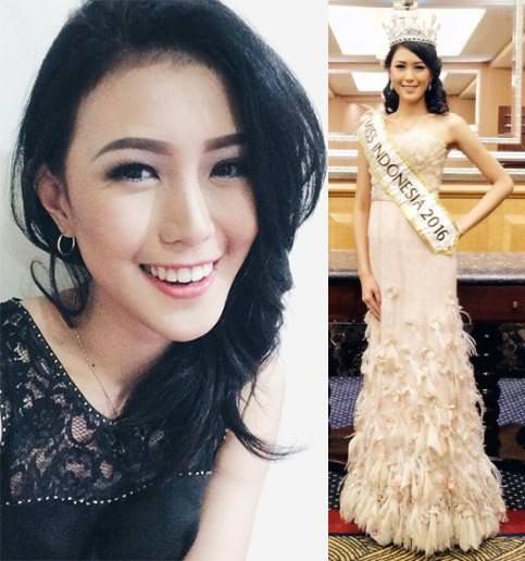 Miss Mundo Indonésia - Natasha Mannuela