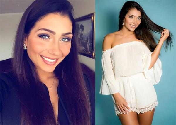 Miss Mundo Islândia - Anna Lára Orlowska