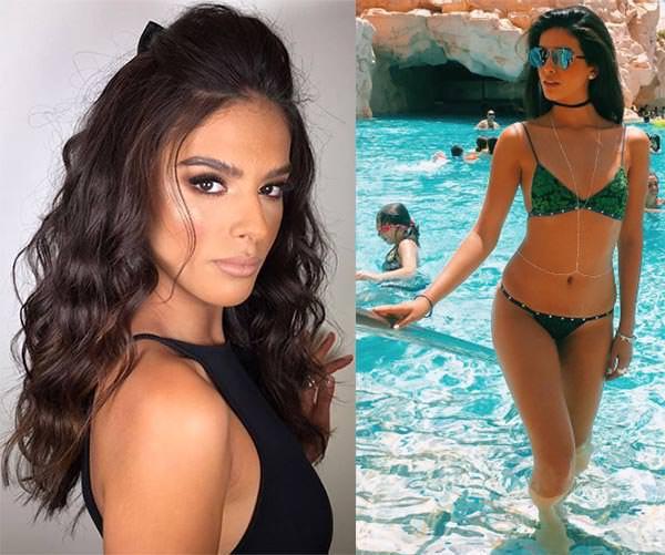 Miss Mundo Israel - Karin Alia