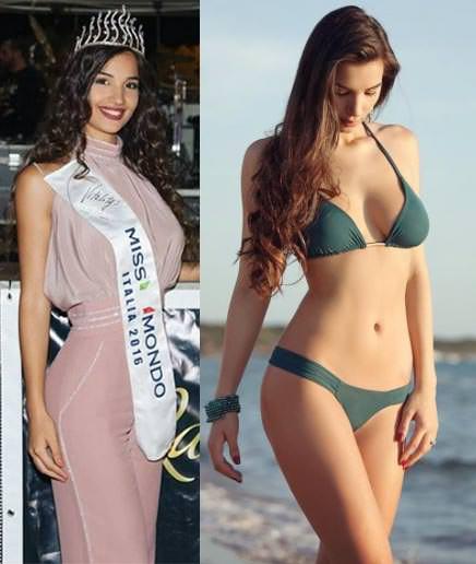 Miss Mundo Itália - Giada Tropea