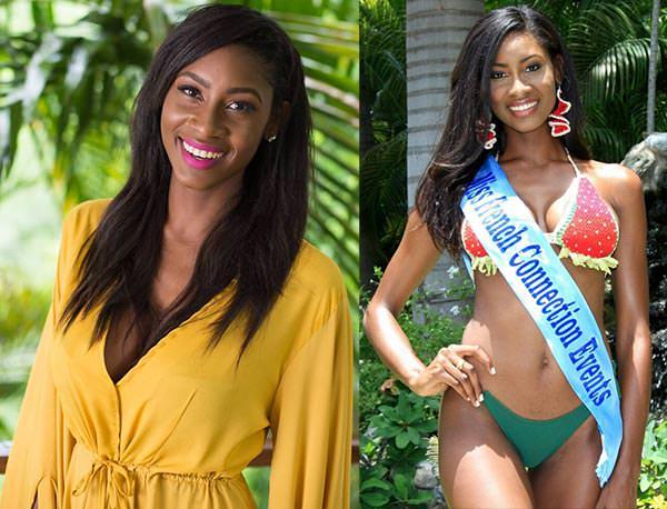 Miss Mundo Jamaica - Ashlie Barrett