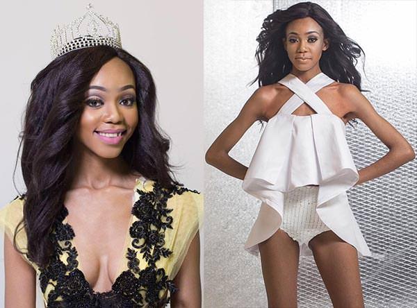Miss Mundo Lesoto - Rethabile Tsosane