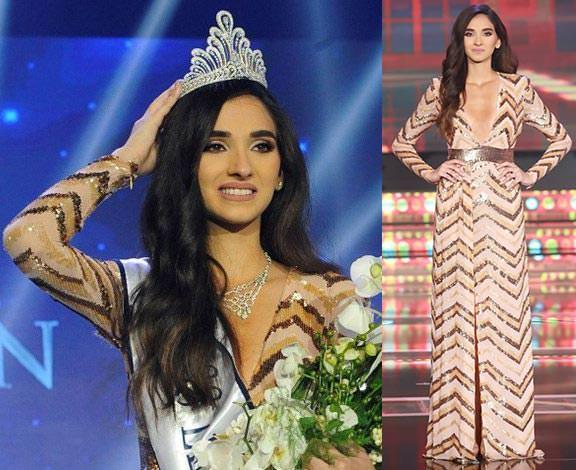 Miss Mundo Líbano - Sandy Tabet