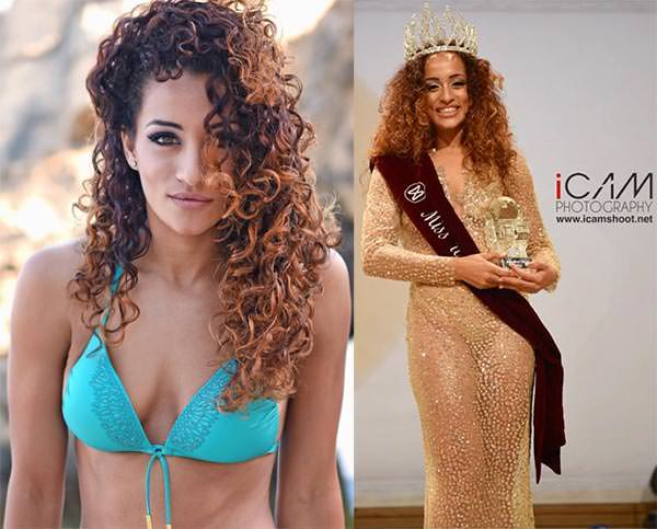 Miss Mundo Malta - Anthea Zammit