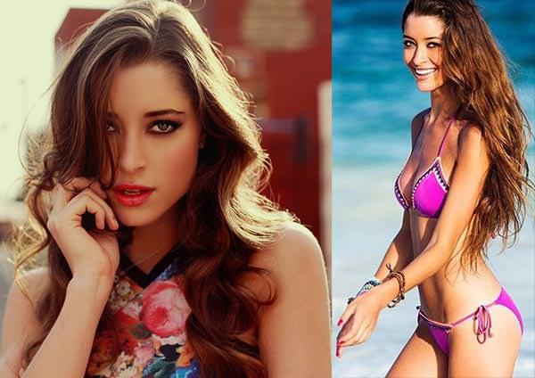 Miss Mundo México - Ana Girault Contreras