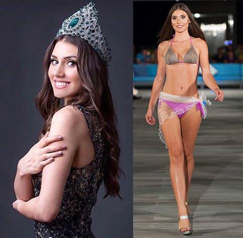 Miss Mundo Montenegro - Katarina Kekovic
