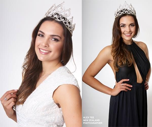 Miss Mundo Nova Zelândia - Karla De Beer