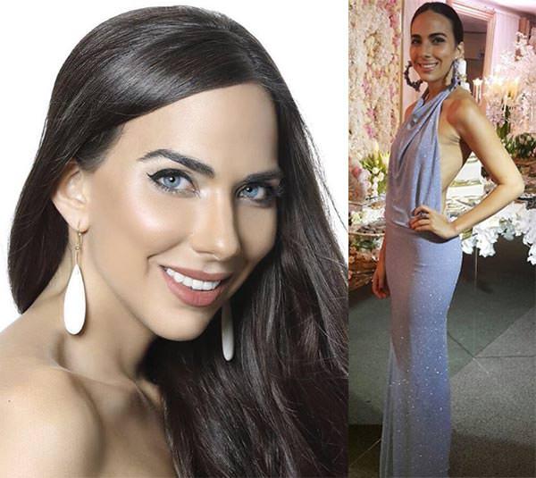 Miss Mundo Panamá - Alessandra Camila Bueno