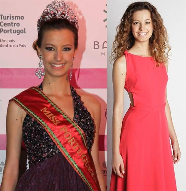 Miss Mundo Portugal - Cristiana Viana
