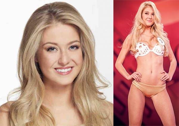 Miss Mundo República Checa - Natálie Kotková