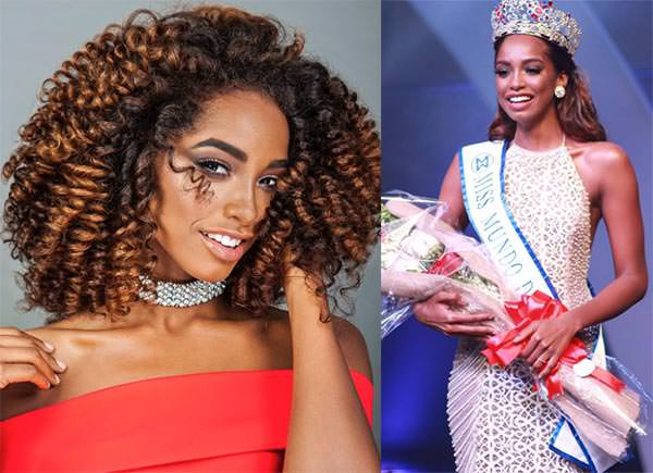 Miss Mundo República Dominicana - Yaritza Reyes
