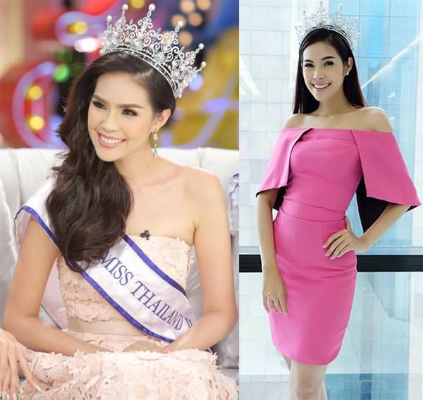 Miss Mundo Tailândia - Jinnita Buddee
