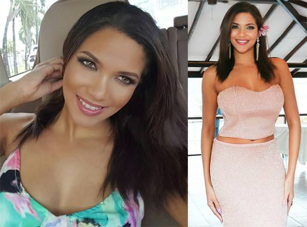 Miss Mundo Trinidad e Tobago - Daniella Walcott