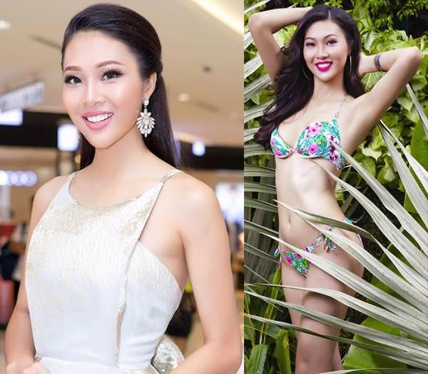 Miss Mundo Vietnã - Truong Thi Dieu Ngoc