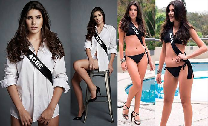 Miss Acre 2016 - Jucianne Menezes