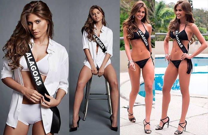 Miss Alagoas 2016 - Gabriele Marinho