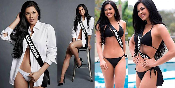 Miss Amazonas 2016 - Brena Dianná