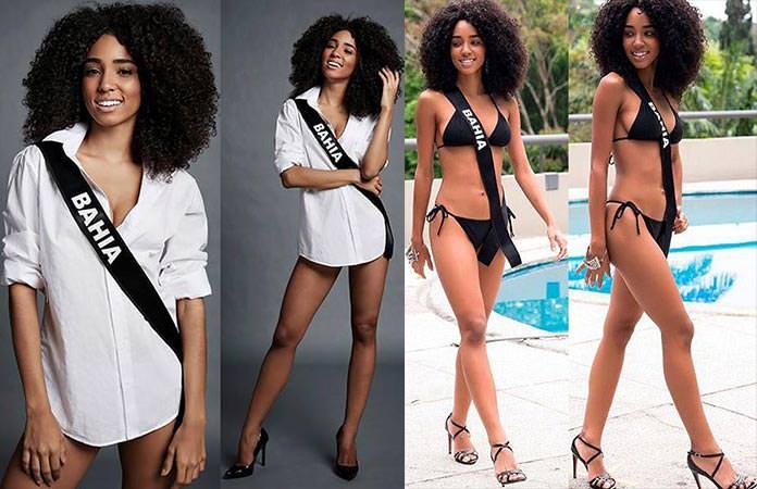 Miss Bahia 2016 - Victoria Esteves