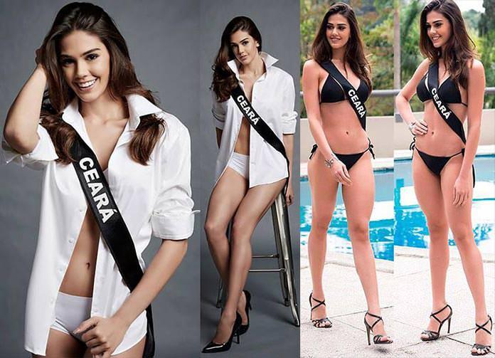 Miss Ceará 2016 - Morgana Carlos