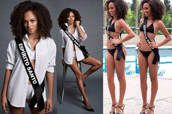 Miss Espírito Santo 2016 - Beatriz Leite