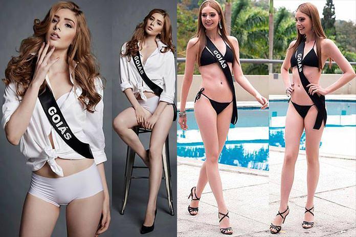 Miss Goiás 2016 - Mônica França