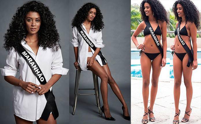 Miss Maranhão 2016 - Deise D'anne