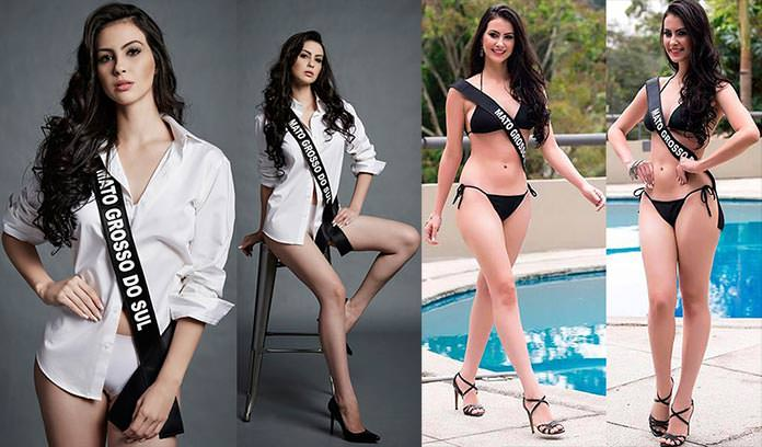 Miss Mato Grosso do Sul 2016 - Yara Deckner Volpe