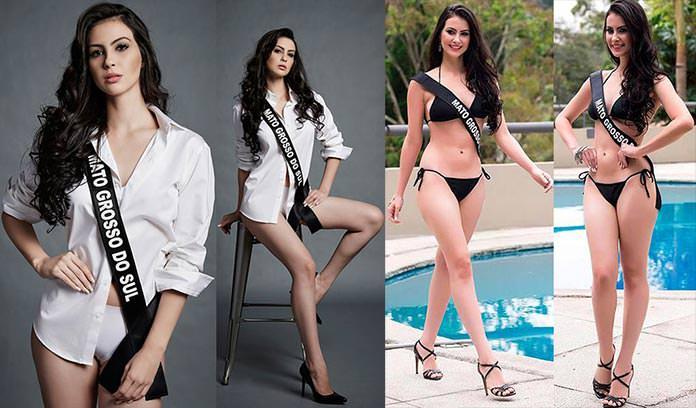Miss Mato Grosso do Sul 2016 - Yara Deckner Volpe