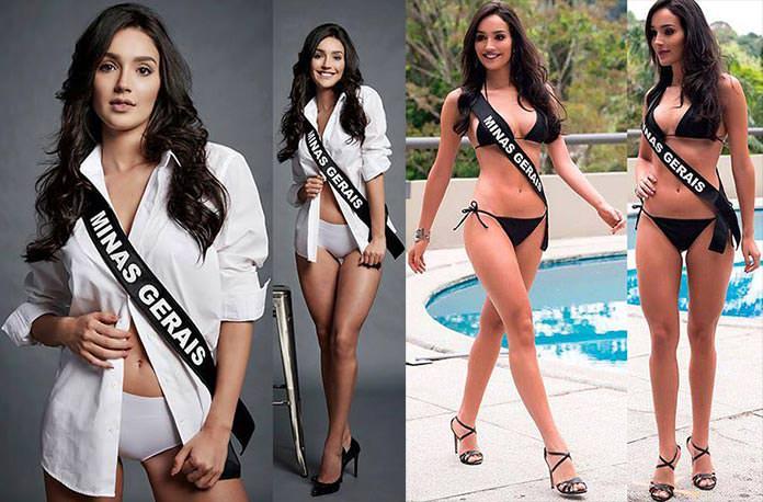 Miss Minas Gerais 2016 - Paloma Marques