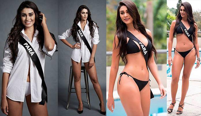 Miss Pará 2016 - Fablina Paixão
