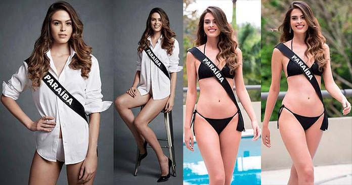 Miss Paraíba 2016 - Mayrla Emilia Vasconcelos