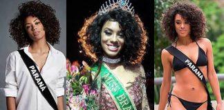 Raissa Santana Miss Brasil 2016