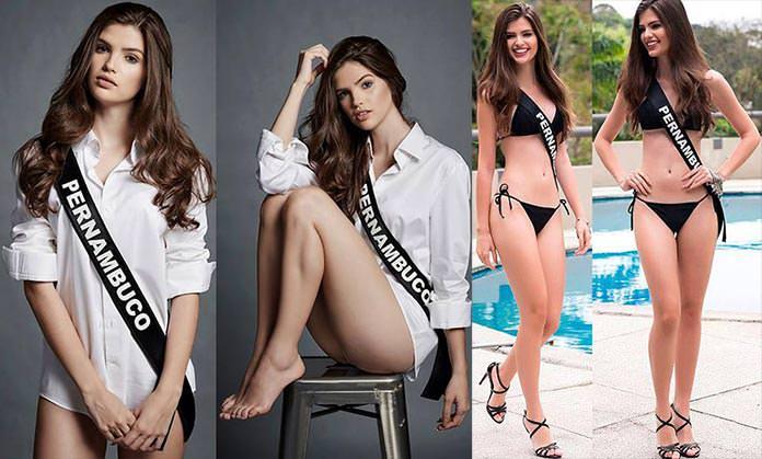 Miss Pernambuco 2016 - Tallita Martins