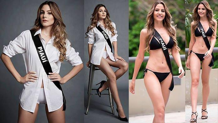 Miss Piauí 2016 - Lara Lobo