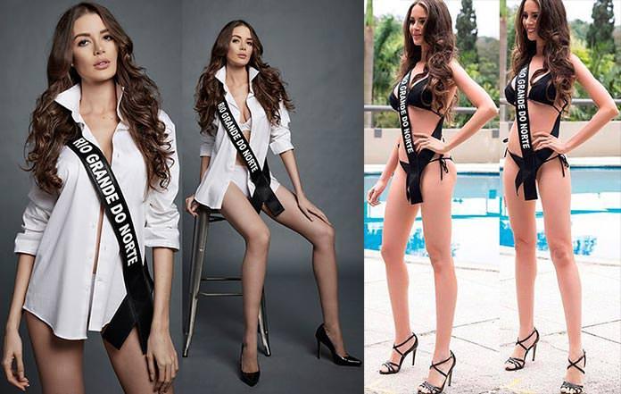 Miss Rio Grande do Norte 2016 - Danielle Marion