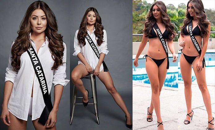 Miss Santa Catarina 2016 - Mariana Guerra