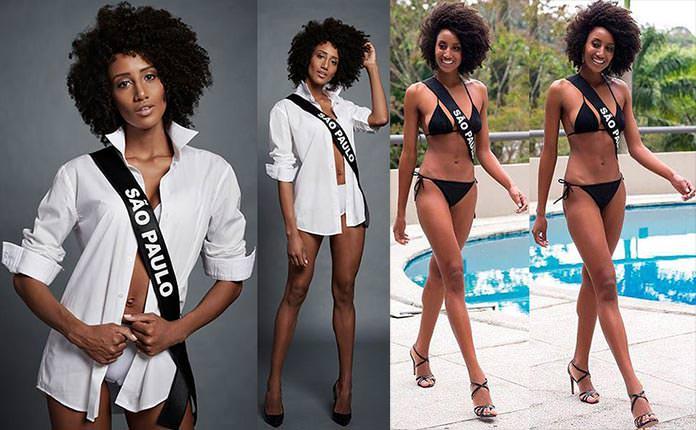 Miss São Paulo 2016 - Sabrina Paiva