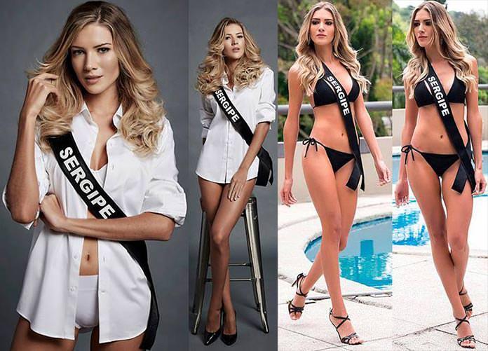 Miss Sergipe 2016 - Carol Valença