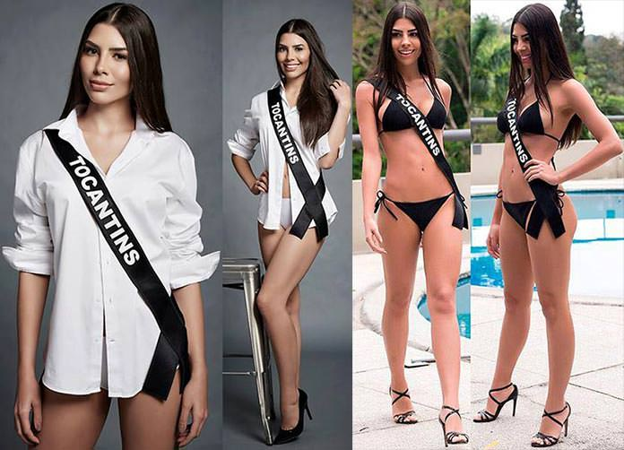 Miss Tocantins 2016 - Jaqueline Ribeiro Verrel