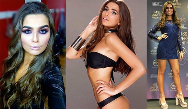 Miss Argentina 2016 - Estefanía Bernal